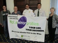 Underage Drinking Campaign